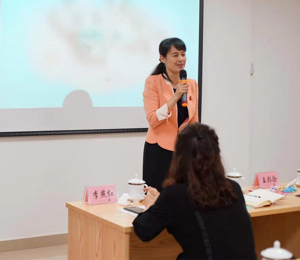 广西绿荫妇女儿童社会服务中心2020年工作座谈会顺利召开